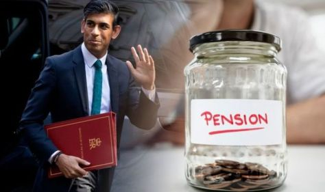 Rishi Sunak will be 'forced' to next target salary sacrifice - employees to lose thousands