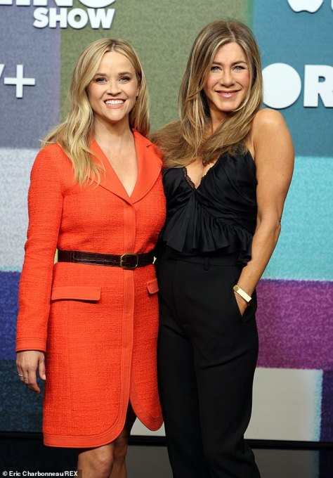 Going strong: The Morning Show initially made its debut in 2019 and its second season is set to arrive in the near future