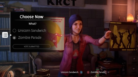Twitch Crowd Vote for True Colors: Life is Strange Plug-in