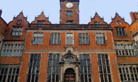 One of the UK's most haunted houses, filled with mystery and fright Ghostly stories