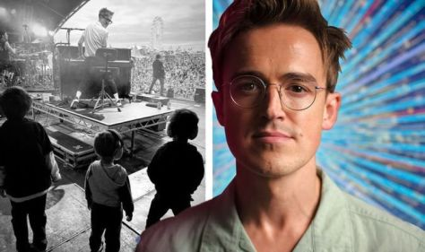 Tom Fletcher details how son's tearful moment led to him accepting Strictly 2021 role