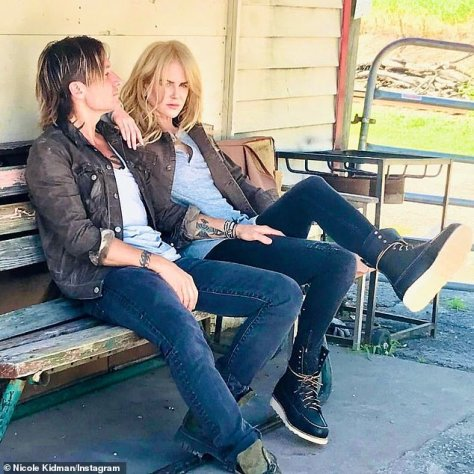 Love is love:Away from his incredible career, he also has a highly-publicised marriage to one of Hollywood's biggest actresses, Nicole Kidman