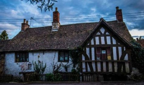 This ex-Gloucestershire pub is still haunted by its guests after almost 1,000 years.