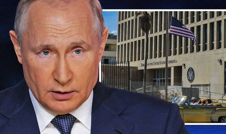 Putin's Havana Syndrome's source is unmasked by a scan for 'brain injuries' sparks fury in the USA