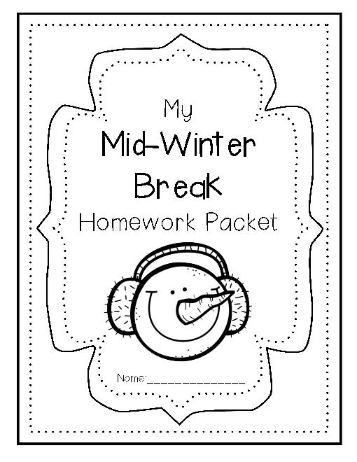 Winter Packets