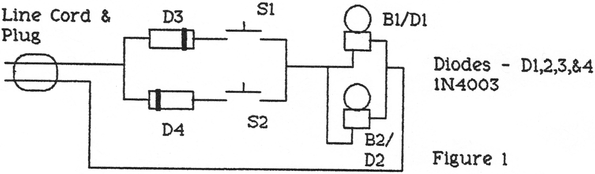 hight resolution of not serious parallel circuit 1