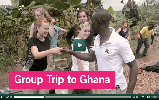 Ghana Group Trip Video