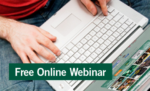 Free Online Webinar
