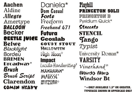 UAL Print Blog: My research into typography