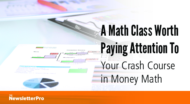 Do You Need To Know Math For Marketing