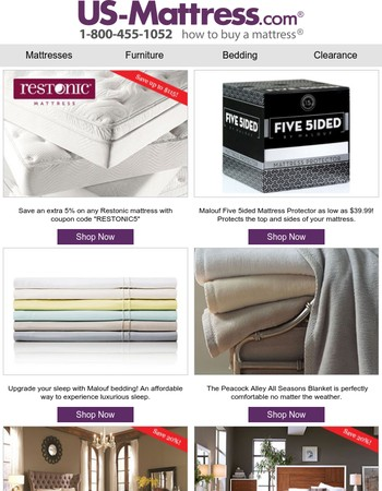 Mattress Coupon For Up To 115 Off Expires Tomorrow