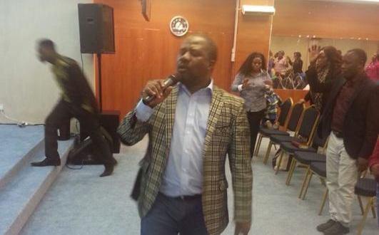 pastor kiganda