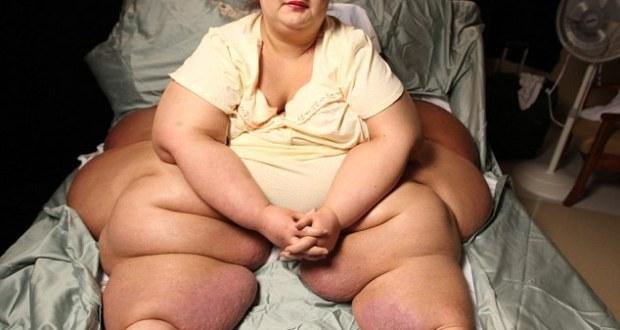 heaviest woman