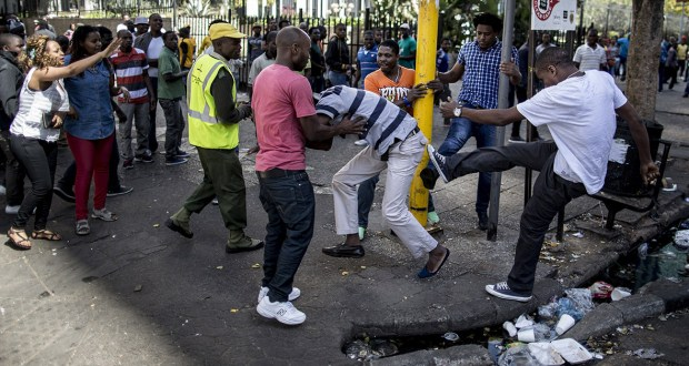 Nigerians killed xenophobic attacks