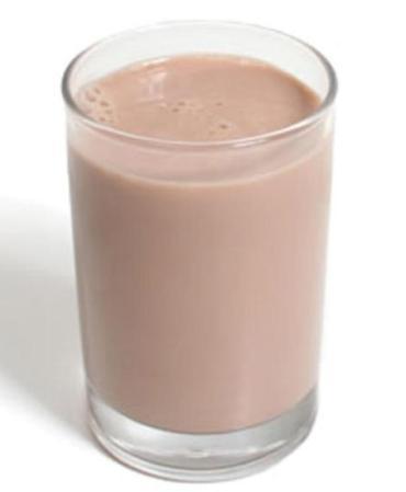 sweetened milky drink