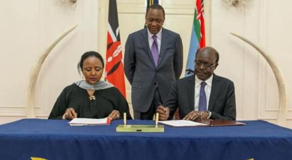 trade in kenya