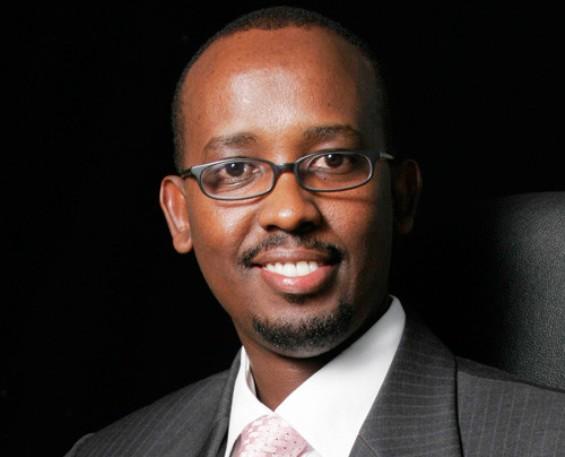Mugisha Odrek Rwabwogo billionaires