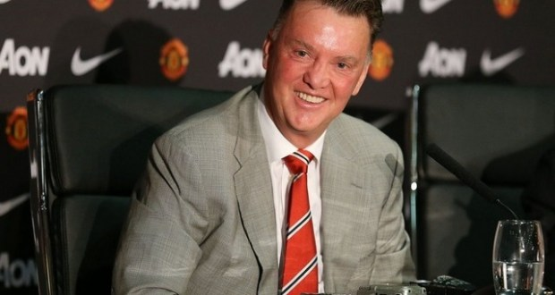 Manchester utd Van Gaal