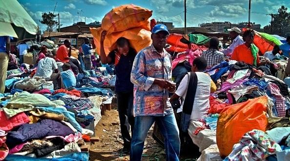 Gikomba-market
