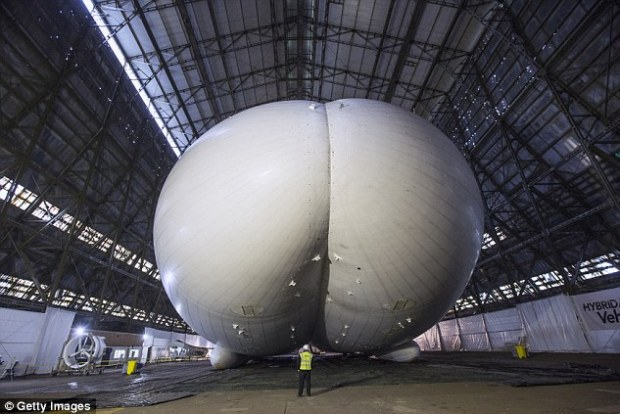 its the largest aircraft