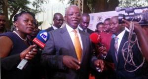 Mbabazi promises ugandans change