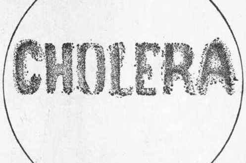 Cholera one of the pandemic diseases in Africa