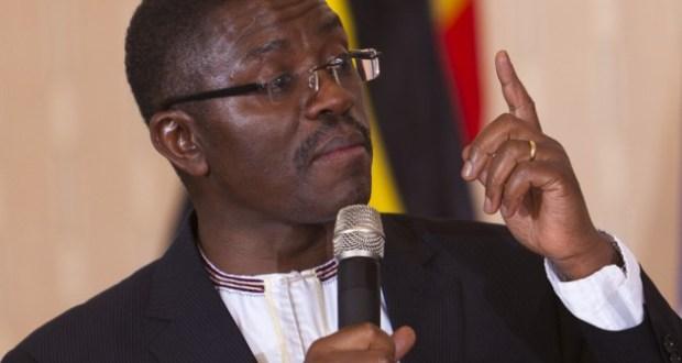 Katikiro advised FDC