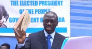 opposition leader