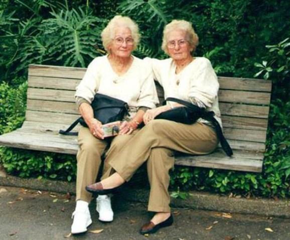 identical twins still strong