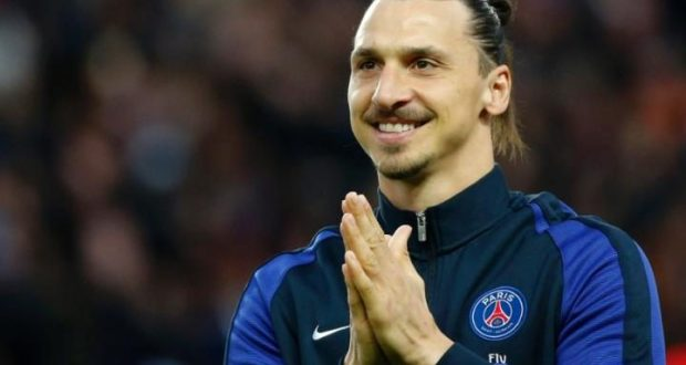 Zlatan raady to move to England at old traforrf