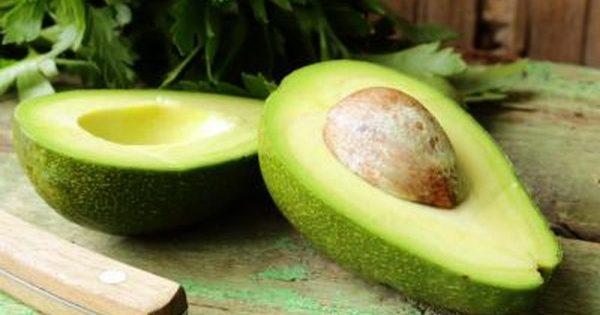 Avocado foods