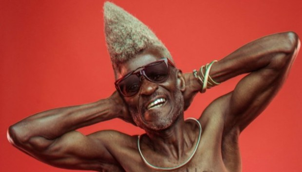 grandpa hip hop