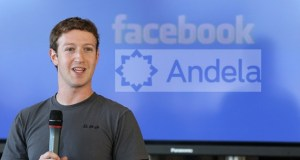 zuckerberg and andela