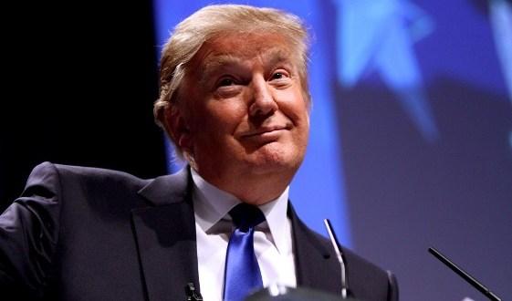 Donald Trump and ramathan