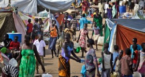 South Sudanese Refugee crisis