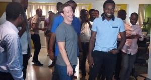 Mark Zuckerberg & start-ups
