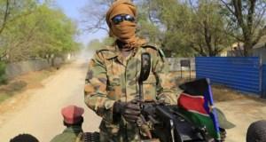 Some of S.Sudan rebels