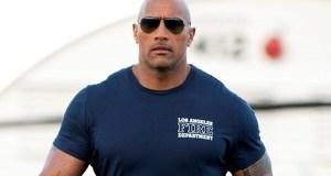 Dwayne Johnson highest paid actors