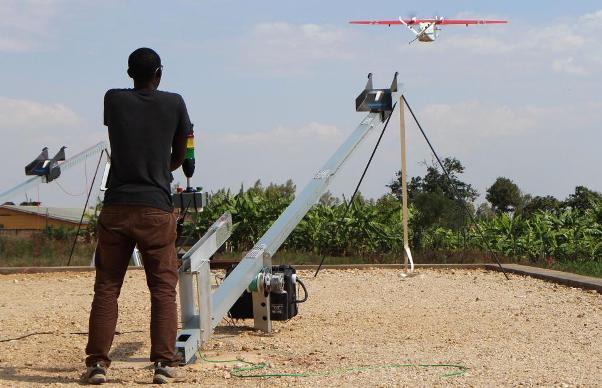 Rwanda drones