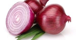 onion cleans liver