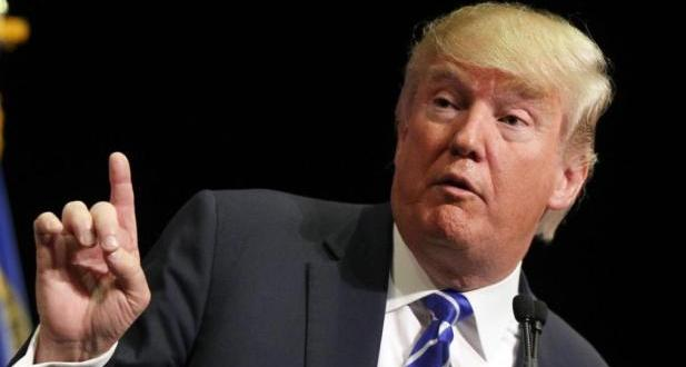 Americans Donald Trump on melania