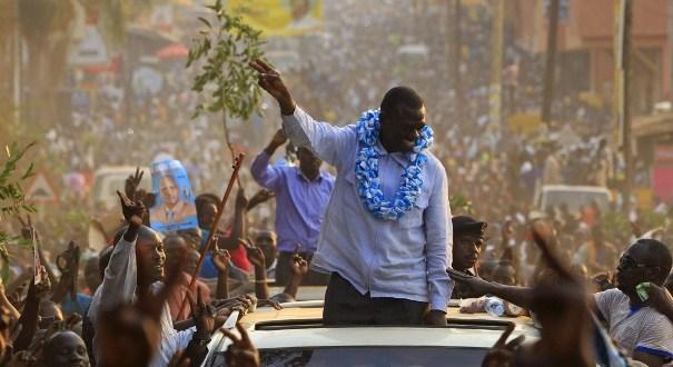 Dr Besigye kizza