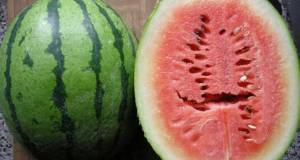 watermelons cracked