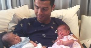 Cristiano Reveals he wants to be a dad of seven