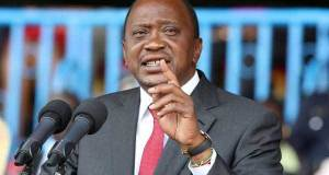 kenya president kenyatta and debate even parents