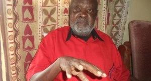Edward Rurangaranga, dies