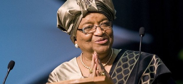 Ellen Johnson Sirleaf says its time for the young generation to take over