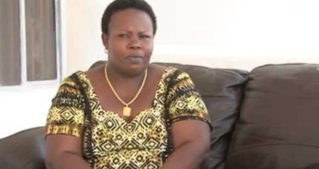 Mama fina says museveni is the best