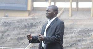 Moses Basena The interim coach of uganda cranes