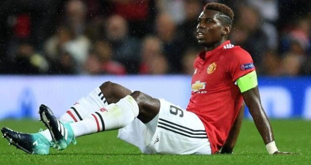 pogba to miss out eight matches